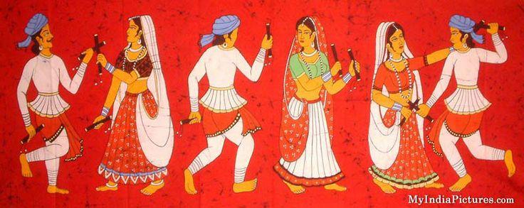 Garba Folk Dance