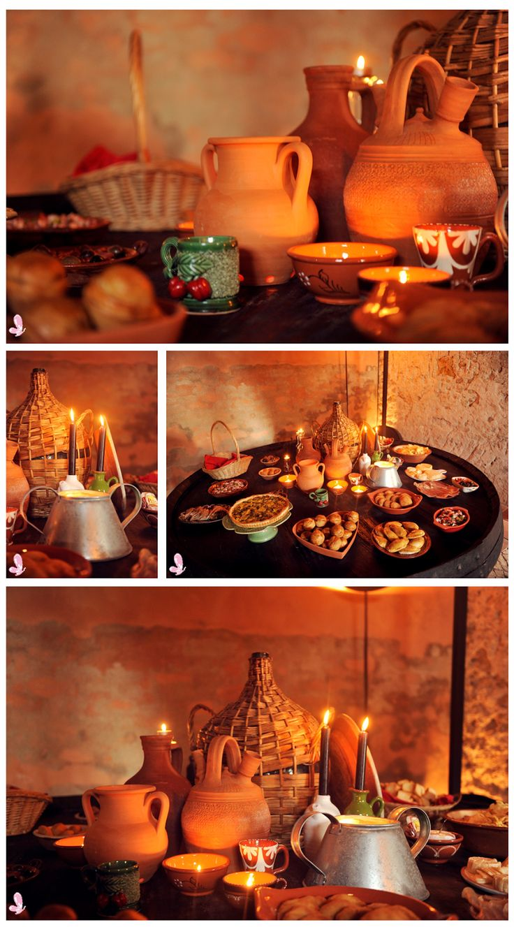 Traditional tableware, food and environment to celebrate a 70 birthday Read more: http://eraumavez-osonhoperfeito.blogspot.pt/2014/04/uma-festa-portuguesa-com-certeza.html