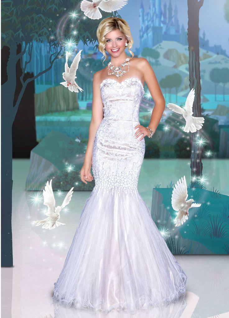 Disney Forever Enchanted Prom Dresses