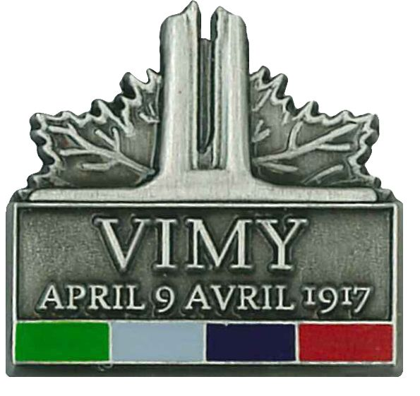 The Battle of Vimy Ridge...vimy-pin-scan-2