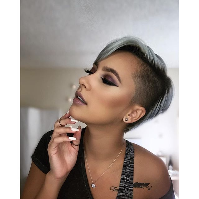 78 Best Images About Silver Gray Charcoal Granny Hair