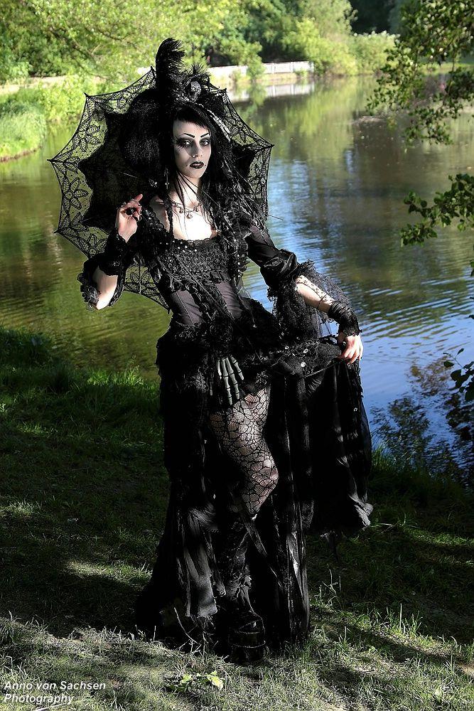 Viktorianisches Picknick@WGT-2012/2 von Gothicman
