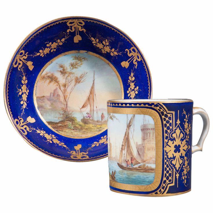 Paris Porcelain Art Nouveau Period Lamp Chinese Taste: 396 Best Images About Sevres On Pinterest