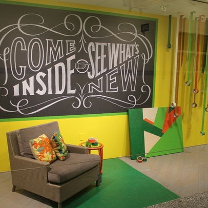 McGuire Furniture: Crazy About Duct Tape! We Welcome Summer At The San  Francisco Showroom