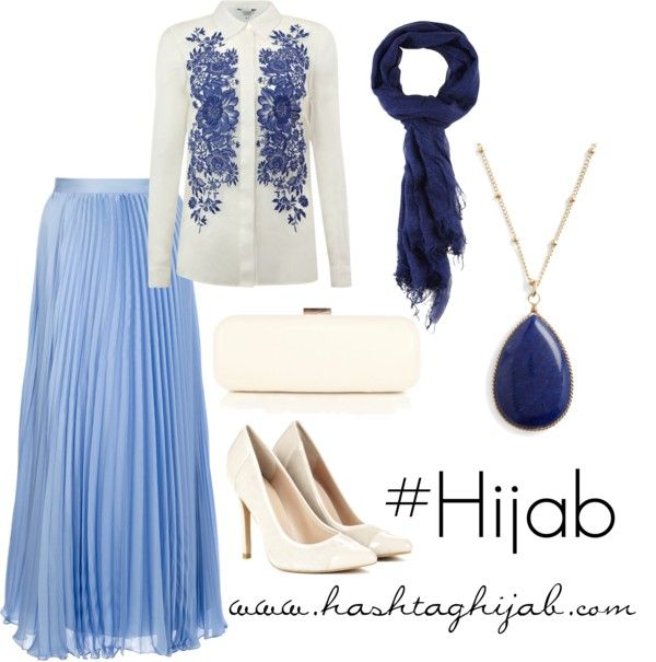 Hashtag Hijab Outfit #16