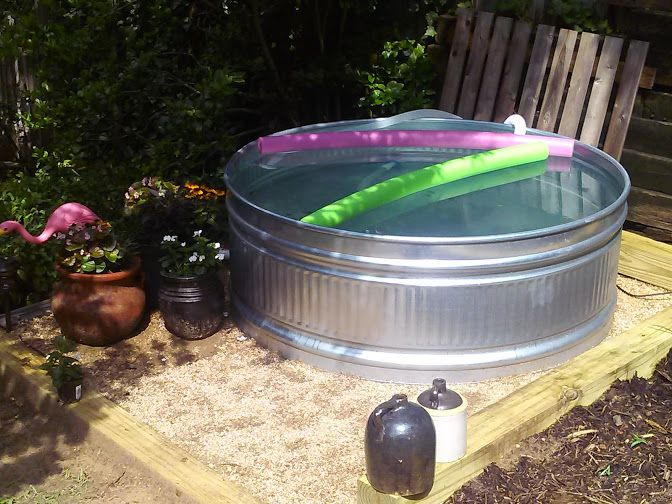 83 Best Images About Hillbilly Pools On Pinterest Ponds