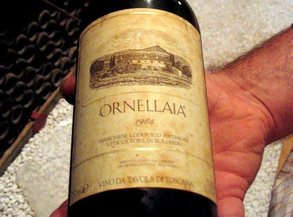 7 известных итальянских вин, которые в отмечают большие даты в 2013 году