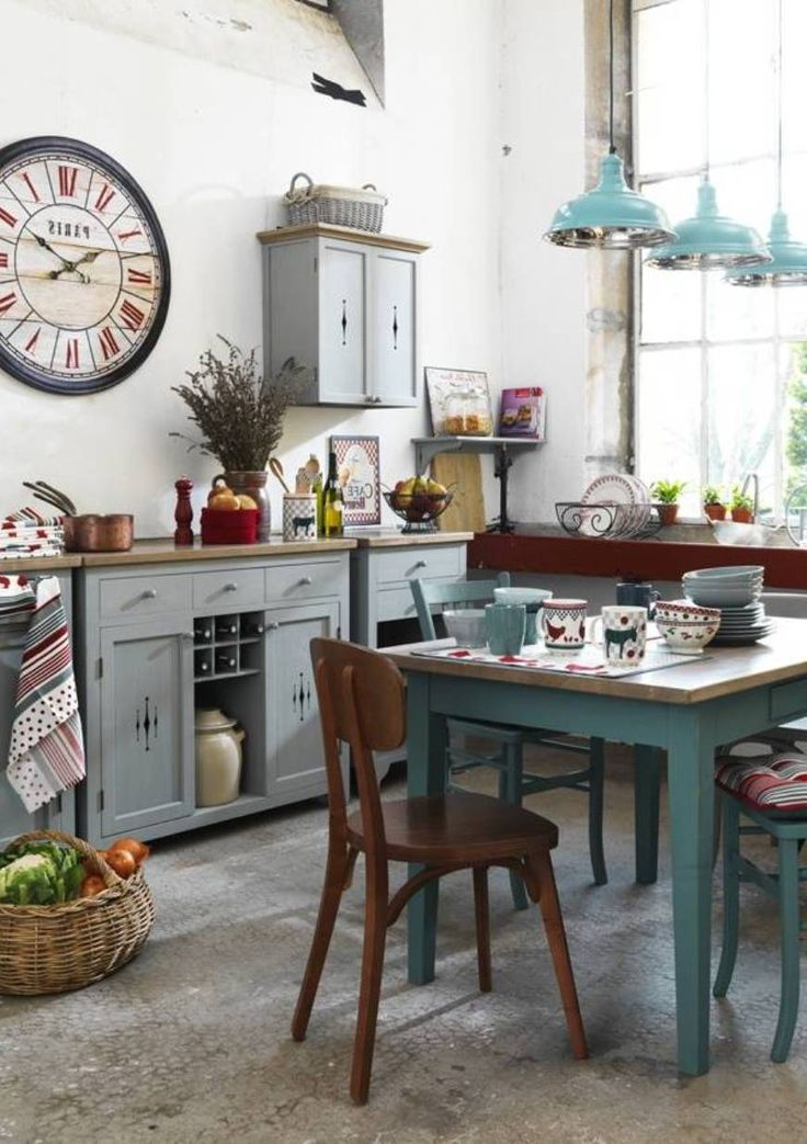 different-color-design-and-accessories-for-shabby-chic-kitchen-ideas