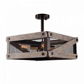 Купить Потолочная люстра Lussole Loft 910 LSP-9704 в HomeX.ru