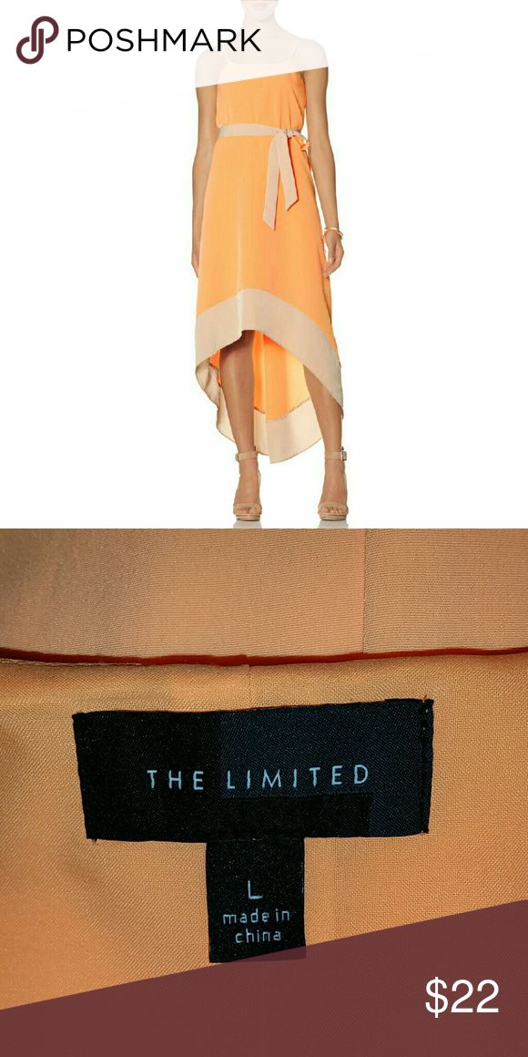 Colorful hi low maxi dress. OFFERS ARE WELCOME ;) In perfect condition. The Limited Dresses Maxi