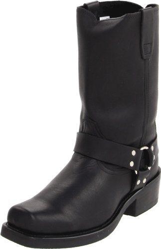 "Durango Men's DB510 11"" Harness Boot,Oiled Black,10.5 EE US - http://authenticboots.com/durango-mens-db510-11-harness-bootoiled-black10-5-ee-us/"