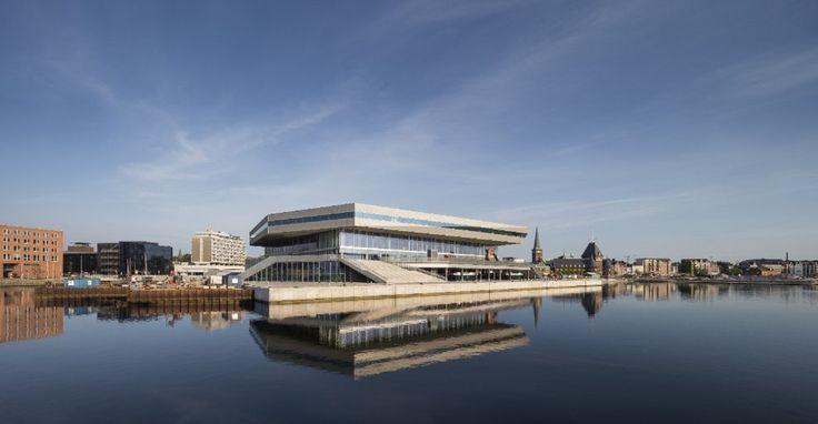 Aarhus e dintorni. I siti della cultura per il 2017 - Repubblica.it