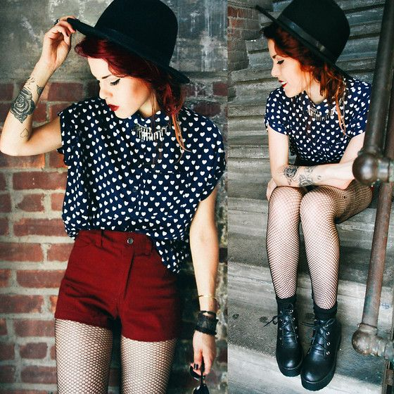 Burgundy. BY LUA P., BLOGGER OF LE-HAPPY.COM FROM NEW YORK, UNITED STATES