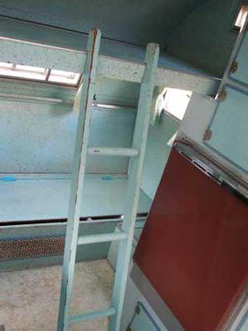 Ladder For Bunk In Serro Scotty Hilander Serro Scotty