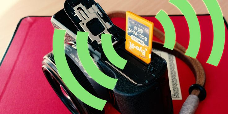 Wireless SD Cards Explained: The Features You'll Need