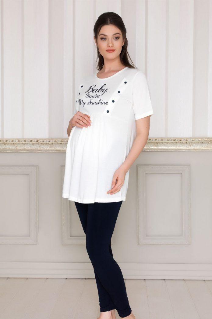 Hamile Pijama Takımları - En Güzel Hamile Fikirleri