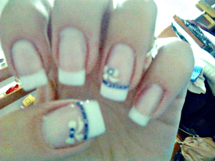 Mejores 84 imágenes de Nails <3 en Pinterest | Brillo de plata ...