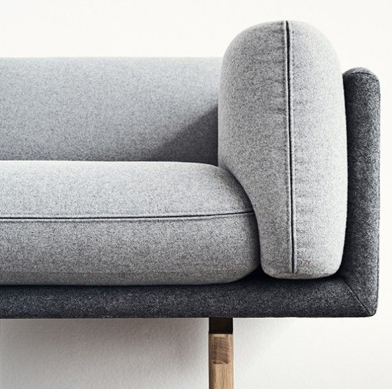 I wish I knew the name and manufacturer of this sofa
