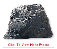 DuraRocks™: Fake Rock Covers For Pumps, Utility Boxes, Septics!