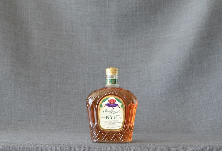 Crown Royal Northern Harvest Rye Canadian Rye Whisky Spicy, Sweet, Fruity $100   Click to find!