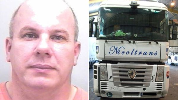 Má poriadny problém! Slovenský kamionista dostal vo Veľkej Británii 11-ročný trest.