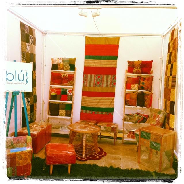 Queda poco para Chicureo Bazar 2012!! Los esperamos del 4 al 7 de Octubre en Stand 66