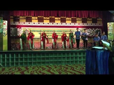 Festival Seni Budaya Tingkat Pelajar SLTA 2014