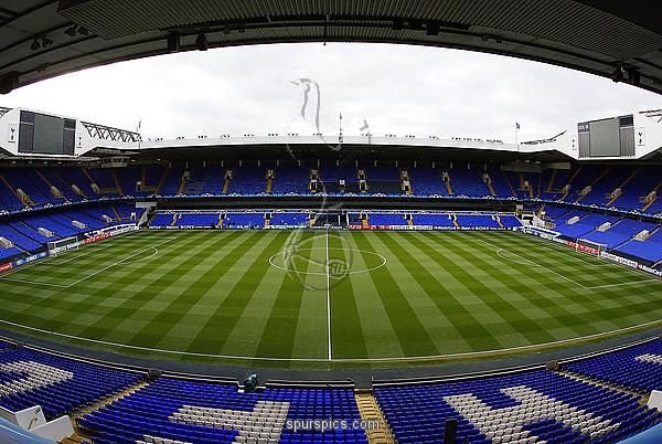LONDON, ENGLAND - MARCH 09: A general view of White Hart Lane home of Tottenham Hotspur Football Club on March 9, 2011 in London, England. (Photo by Tom Dulat/Getty Images)