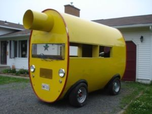 $3,200 - The Mufflermobile - Canada's Most Unique Advertising Vehicle! - Fredericton Cars For Sale - Fredericton Canada.