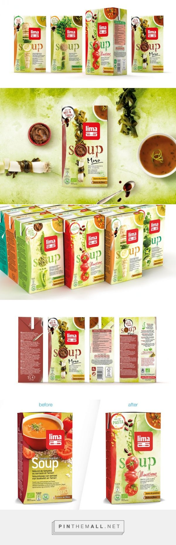 Lima Soups Redesign