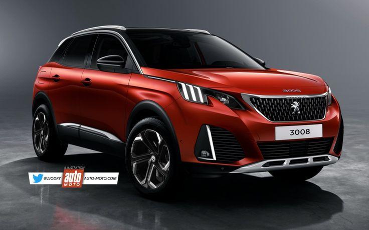 Nouvelles Peugeot, Citroën, DS, Opel : les futurs modèles PSA en 2020   Nouvelle peugeot ...