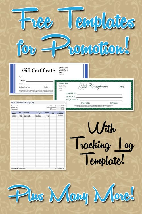 The 25+ best Free certificate templates ideas on Pinterest - free gift certificate template download