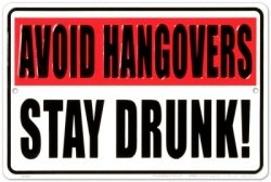 Welcome to the fun hangover and drinking quotes page. Every discerning drinker likes his / her drink, as much as they are loath for a case of...