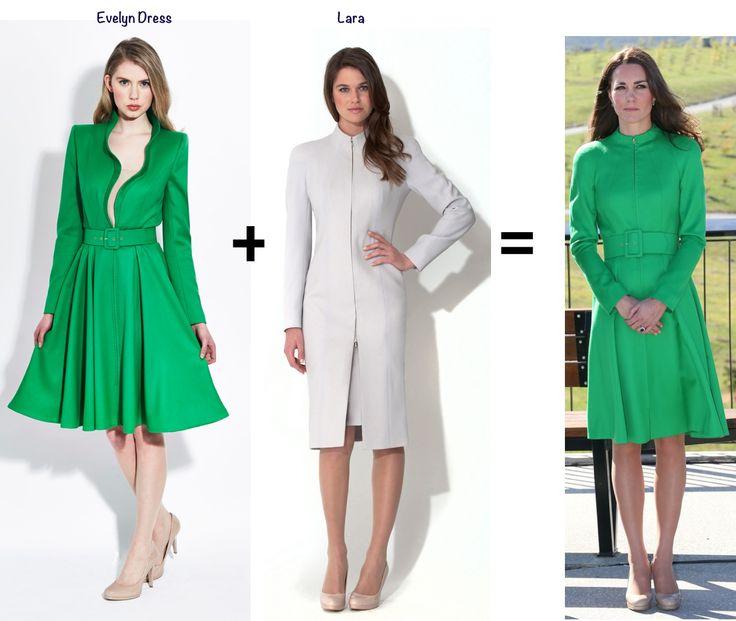 224 best Catherine Walker Fashion images on Pinterest | Princess ...