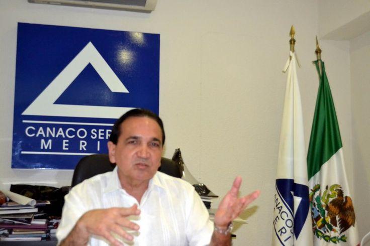 Alerta canaco Mérida sobre falsos promotores del sistema de información empresarial mexicana (SIEM)