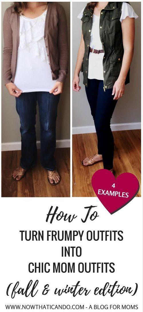 Do you sometimes struggle to avoid looking frumpy when you're choosing what to…