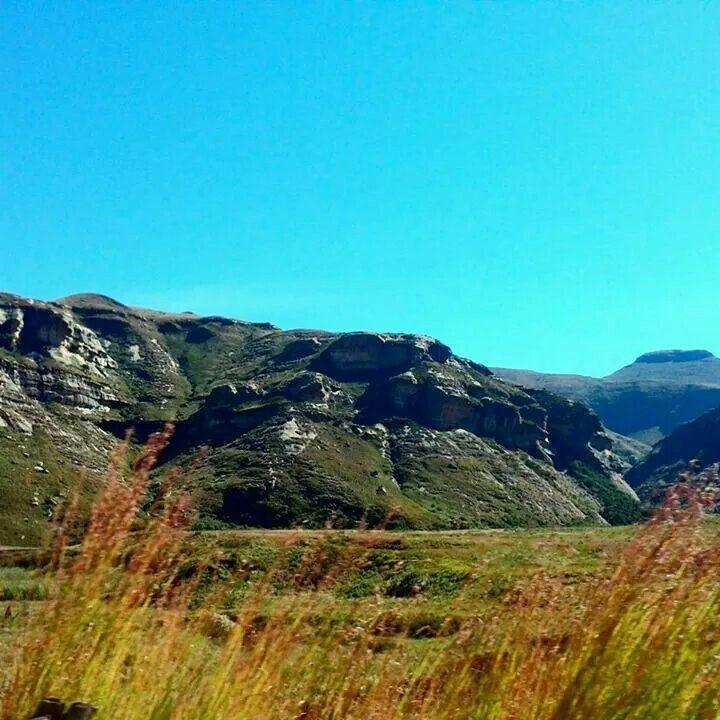 Drakensberg in SA