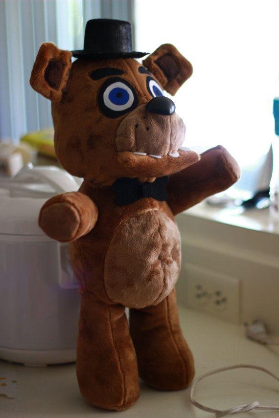 Five Nights at Freddy's Freddy Fazbear Plush Made to Order ...