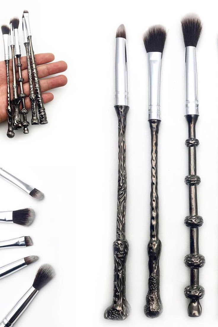 Harry Potter Makeup Brushes Are Officially Coming Soon