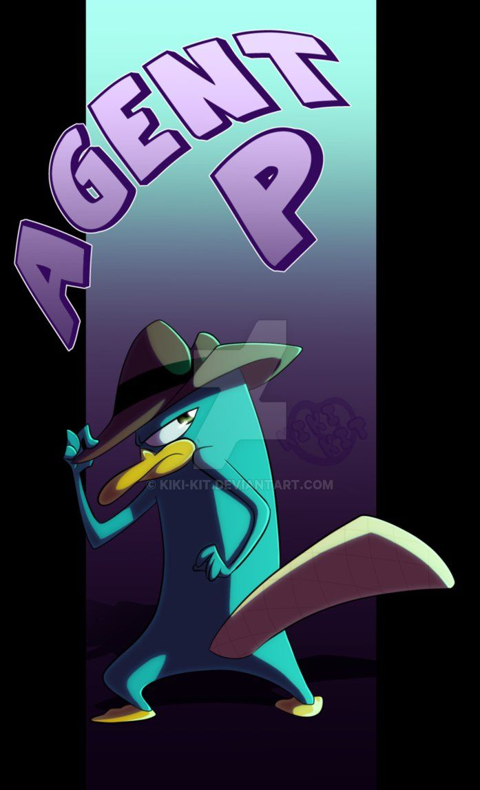 .:Perry the Platypus:. by kiki-kit