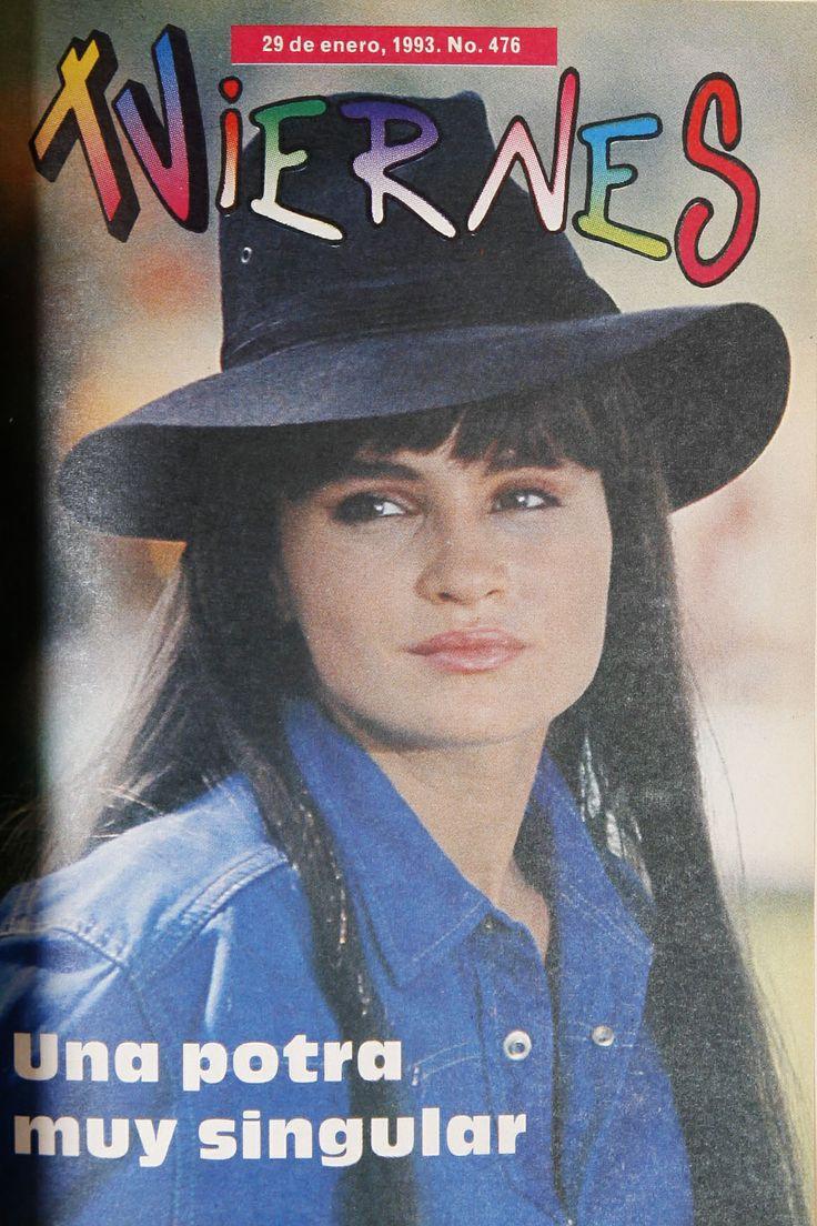 Aura Critina, la potra. Un viaje al pasado gracias a la Revista Viernes.