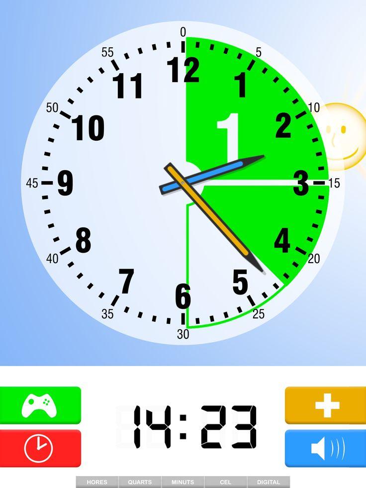 Aprende a leer el reloj con Educlock - PROYECTO #GUAPPIS