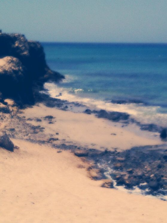 Fuerteventura#Costa Calma beach
