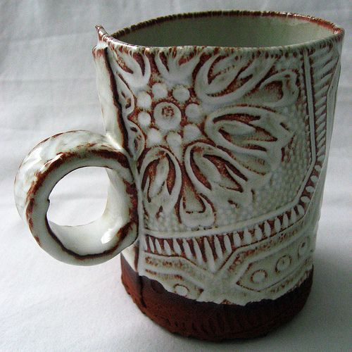 25 unique hand built pottery ideas on pinterest slab for Pottery designs with clay