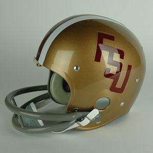 Florida State Seminoles 1975 'Game 3' Vintage Full Size Helmet – ResellerHub.store