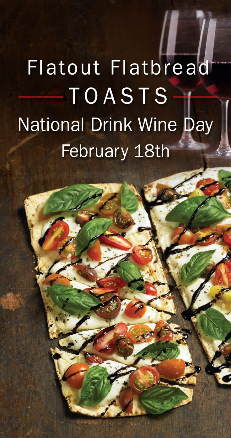 """Did you know: February 18 of this year is National Drink Wine Day? It was started """"celebrate and spread the love of wine."""" Well, how about that? As if we needed an excuse to drink a glass of our favorite sacred liquid on a Thursday, now we can toast to our friends and loved ones Continue Reading..."""