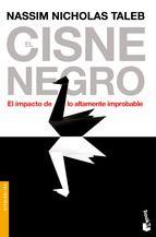 EL CISNE NEGRO: EL IMPACTO DE LO ALTAMENTE IMPROBABLE - NASSIM NICHOLAS TALEB, comprar el libro