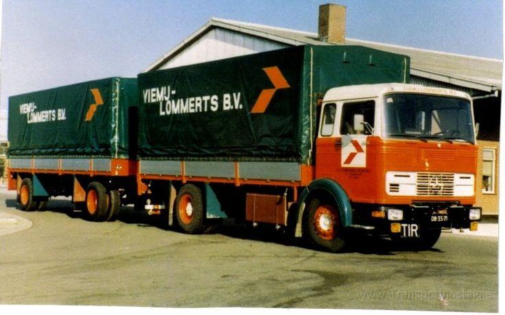 DB-35-71 Mercedes Lommerts Delfzijl vrachtauto's foto's - Google zoeken