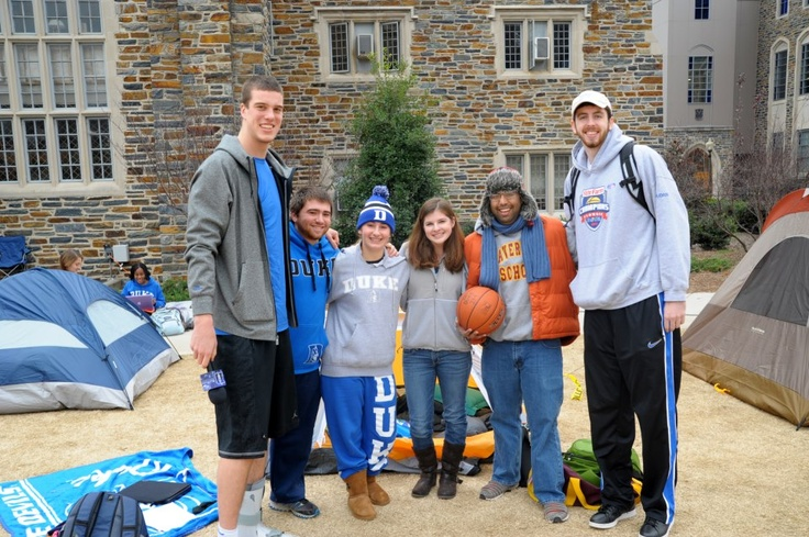 Marshall Plumlee and Ryan Kelly take a visit to K-Ville ...