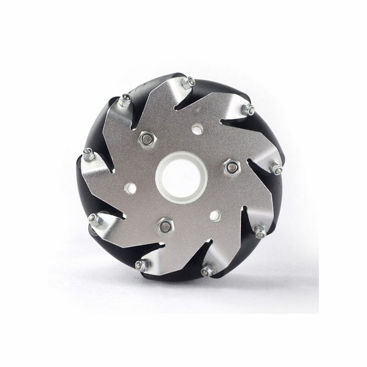 27.86$  Watch now - http://ai878.worlditems.win/all/product.php?id=32638319069 - Free Shipping 4 inch 100mm Right Mecanum Wheels